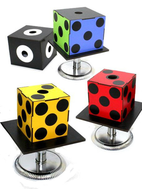 Tora Magic Mental Dice