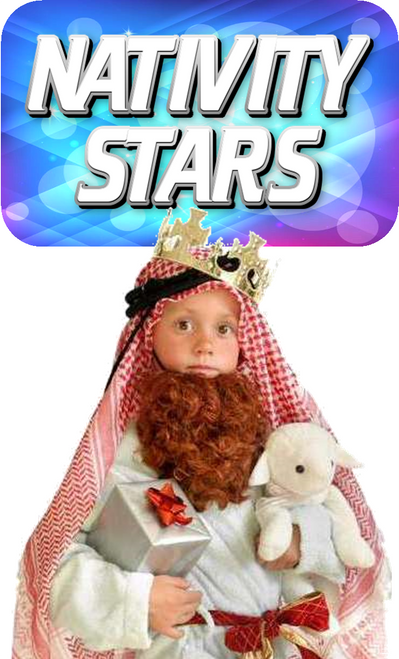 Nativity Stars Gospel Magic Trick Christmas
