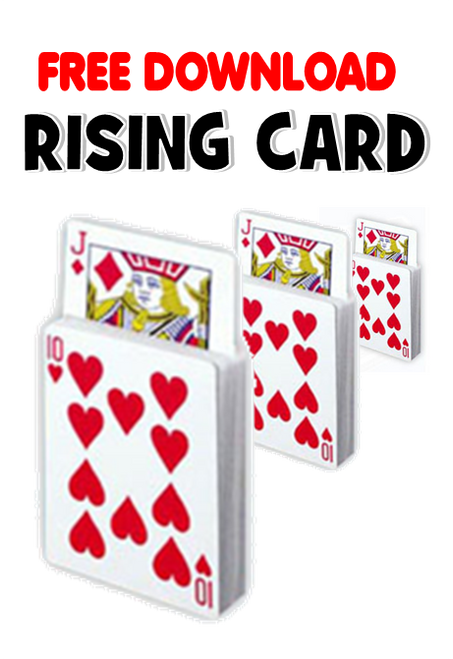 Rising Card Downloadable Article Free Magic Trick
