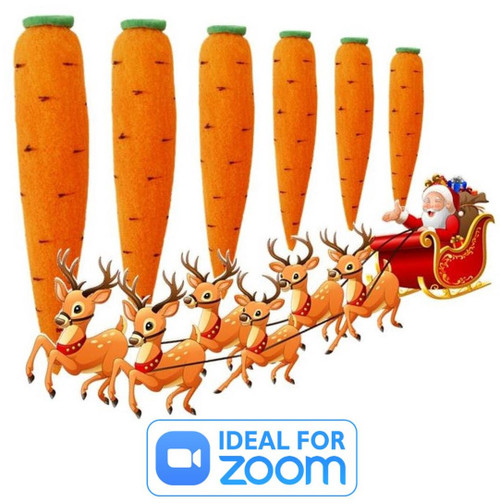 Multiplying Carrots Magic Trick Gospel Christmas