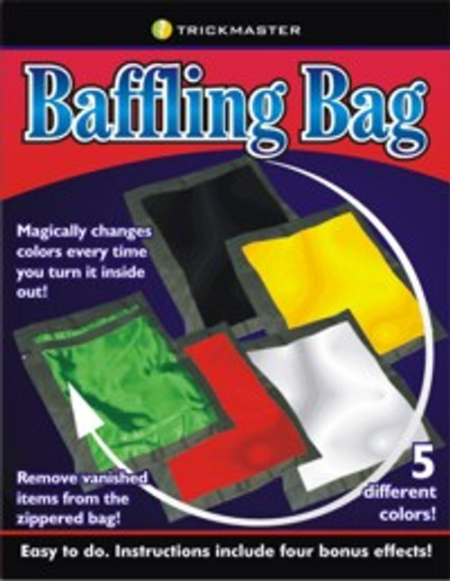 Baffling Bag - Trick Master Gospel Magic