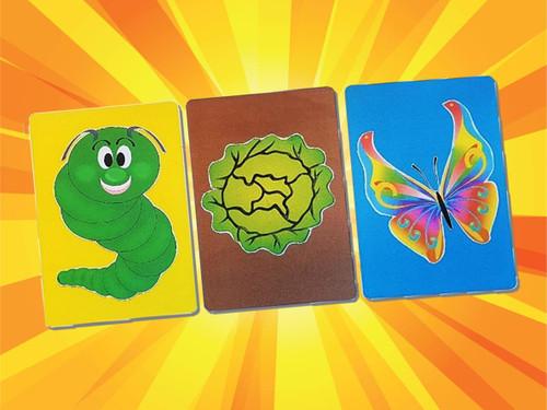 Ian Adair Caterpillar Capers Magic Trick Gospel Kids