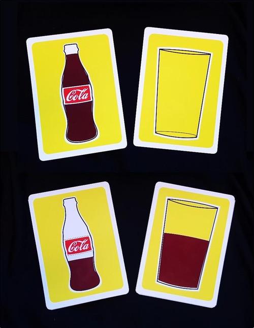 Cross Over Cola Magic Trick Ian Adair Gospel Children Kids