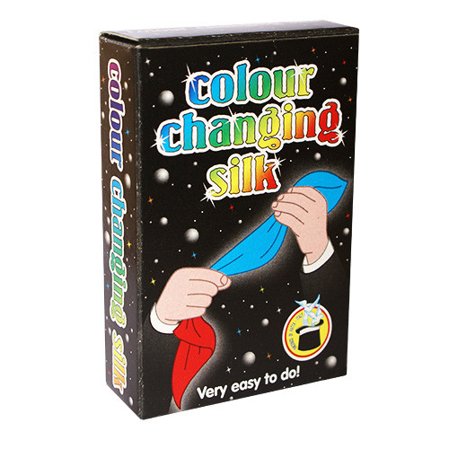 Colour Changing Silk Hanky Magic Trick Gospel DiFatta