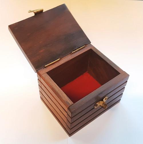 Watch Ring Box Magic Trick