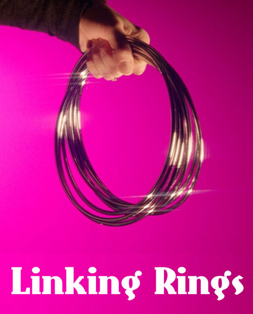 Linking Rings Magic Trick Gospel Kids