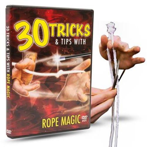 30 Tricks with Rope Magic Gospel Magic Makers