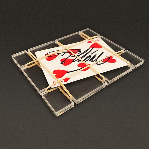 Card Capture DiFatta Bazar de Magia Magic Trick Gospel