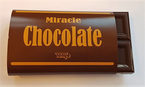 Tenyo Chocolate Break Magic Trick Gospel