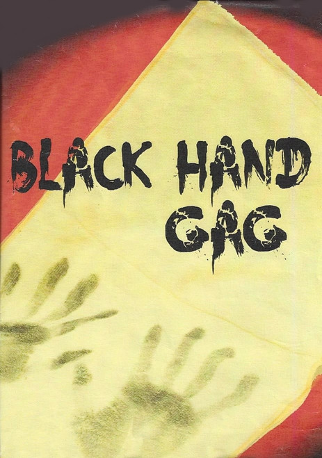 Black Hand Gag Magic Trick Gospel