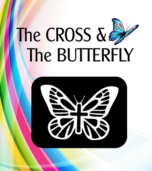 The cross and the butterfly Gospel Magic Trick Lesson Wind Easter Butterflies