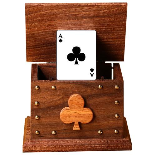 Tora Card in the Air Rising Card Magic Trick Gospel