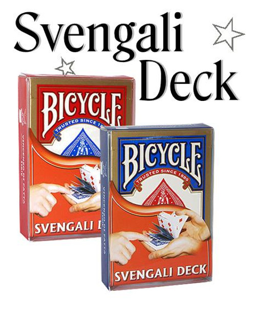 Svengali Deck Magic Trick Card DiFatta Magic