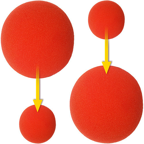 Growing Ball - Magic Trick Sponge Gospel Difatta Magic