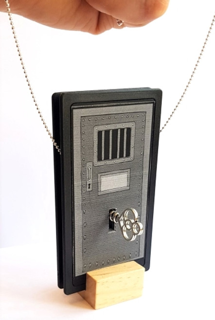 Jail Break Magic Trick Gospel Lesson Key Necklace
