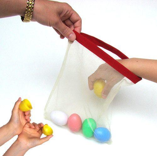 Ian Adair Egg Nest Magic Trick Gospel