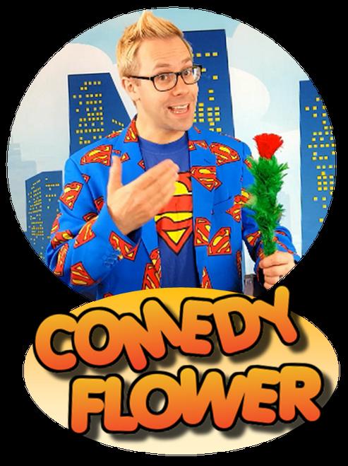 Blooming Blossom Magic Trick Gospel Flower Comedy