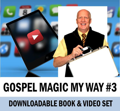 Gospel Magic  Trick Scott Dever's Download EBook Video Training Resource