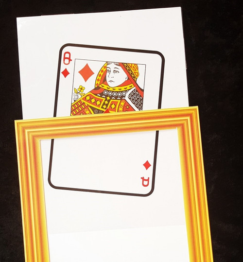 Visible Jumbo Card Change - Diffatta - Message on Transformation, Making Mistakes and Precious in God's Sight