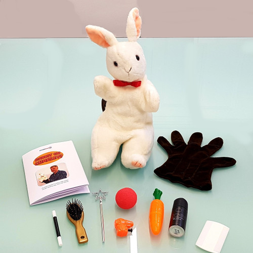 Charley Rabbit Puppet Magic Trick