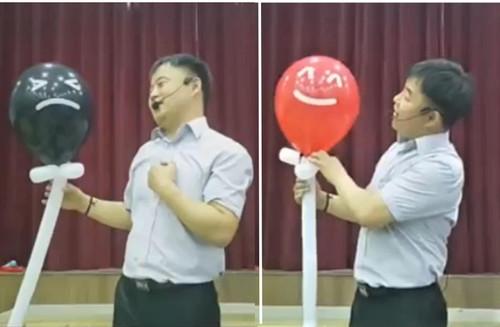 Magic Smile Balloon Gospel Children