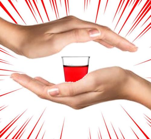 Royal Vanishing Glass and Liquid Magic Trick