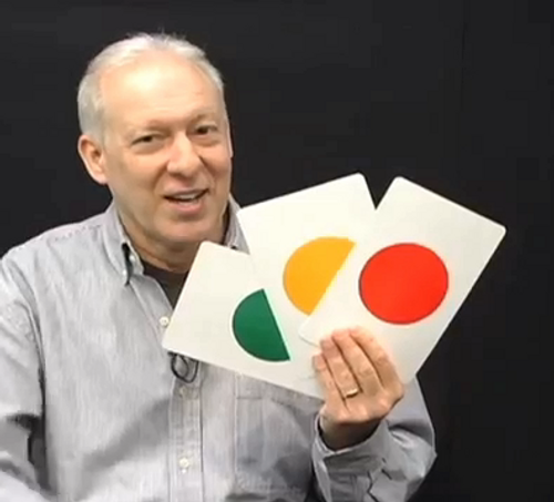 Daytona Traffic Light Magic Trick Gospel Kids