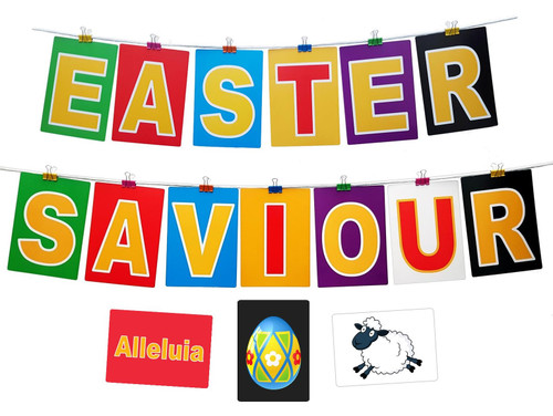Spell it Out Easter Gospel Magic Trick