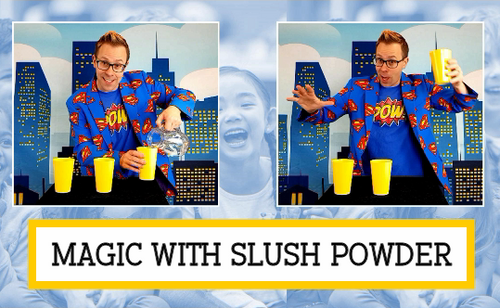 Slush Powder Magic Trick Gospel Funny Kids