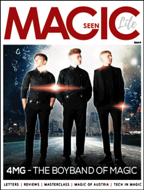 Magicseen Lite 6 Magazine UK Tricks