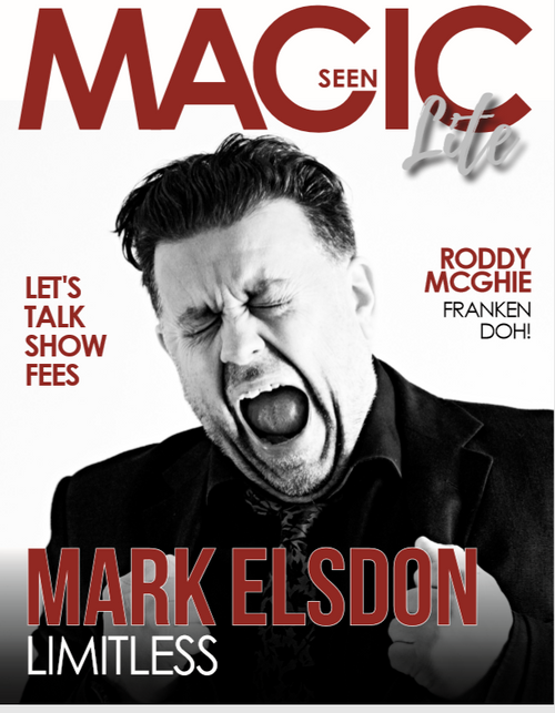 Magicseen Lite 5 Magazine UK Tricks