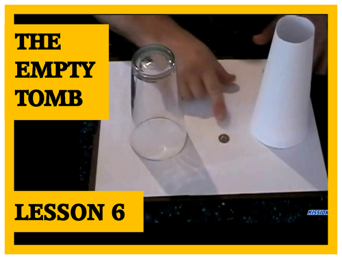 Gospel Magic Lesson Trick 6 - The Empty Tomb