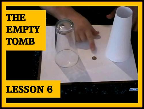 Gospel Magic Lesson Trick 6 - The Empty Tomb