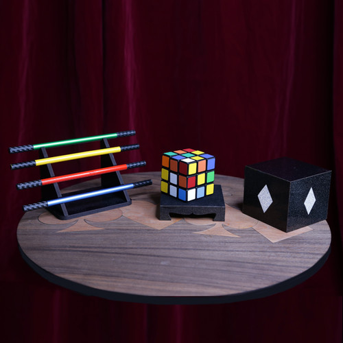 Tora Pro Rubik Magic Trick Cube