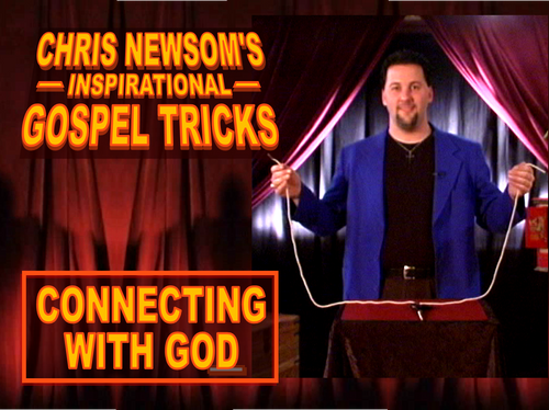 Chris Newsom Gospel Magic Tricks eBook Videos Training Kids Church Jesus
