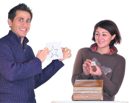 DiFatta Prediction Box Magic Trick Gospel Mind Mentalism