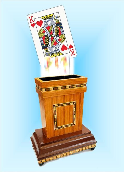 Hoffmans Jumping Card Magic Trick Gospel