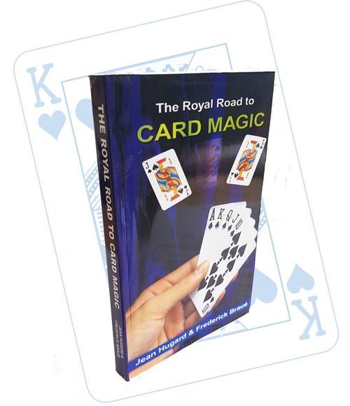 Royal Road to Card Magic Trick Deck Huggard Braue