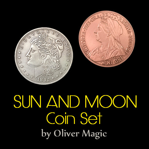 Sun & Moon Coin Magic Trick Gospel