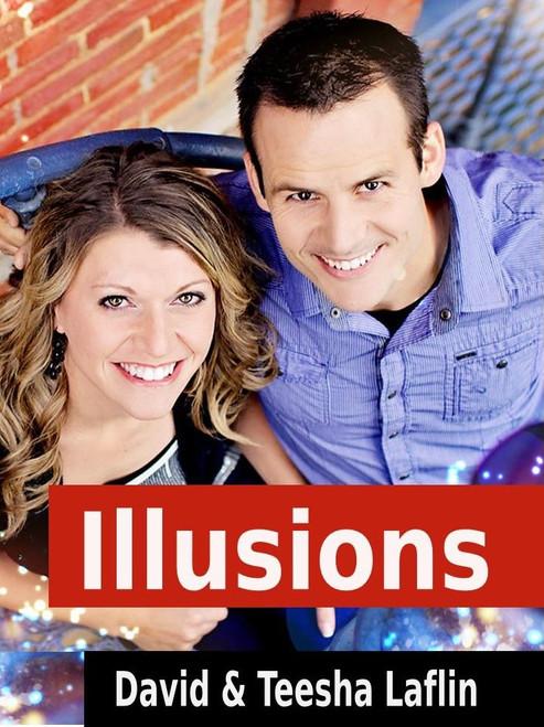 David Teesha Laflin Illusions Gospel Magic Tricks Kids