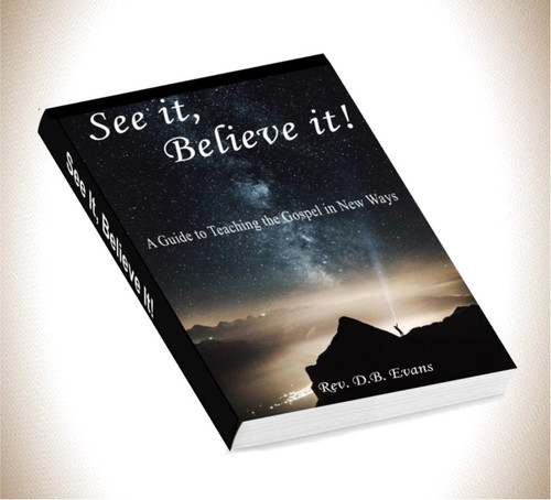 See It, Believe It! Donald Evans Gospel Magic eBook