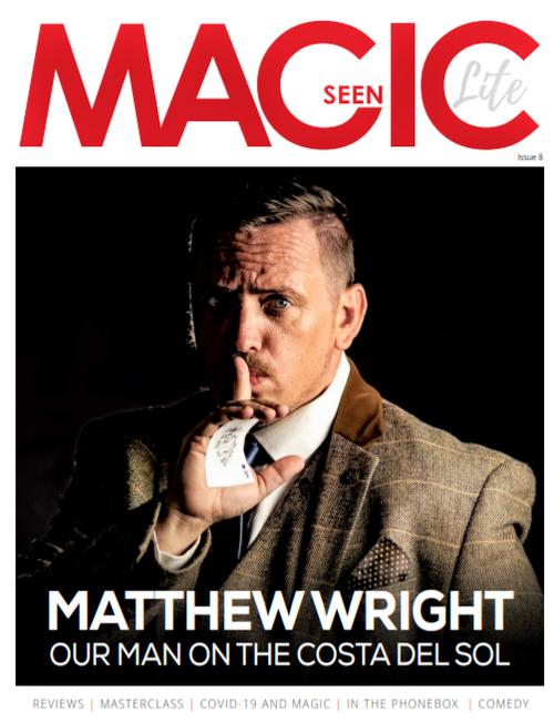 Magicseen Lite Issue 8 Magazine
