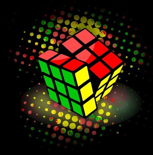 Quick Change  Rubik Cube Magic Trick DiFatta