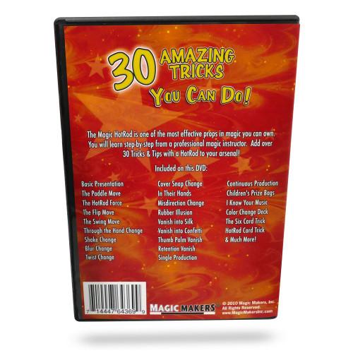 Hot Rod Magic Trick Pocket