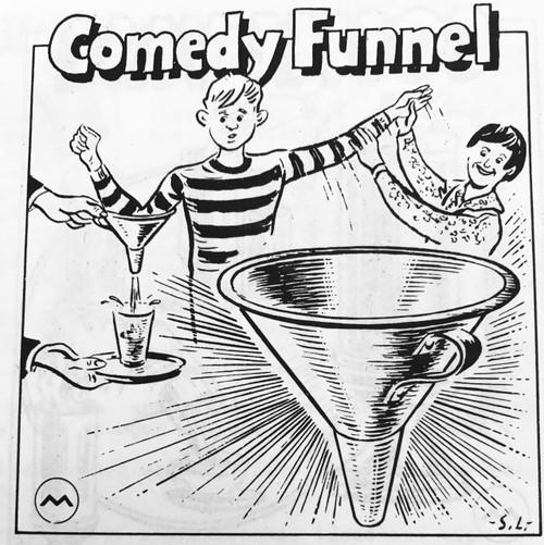 Comedy Funnel Magic Trick Kids Gospel Water
