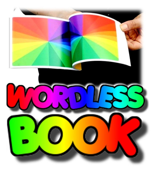 Wordless Book Gospel Magic Trick