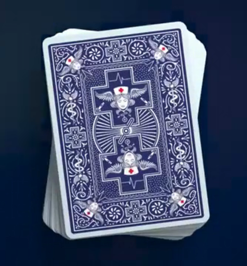 Angels Playing Cards Gospel Magic Card Trick