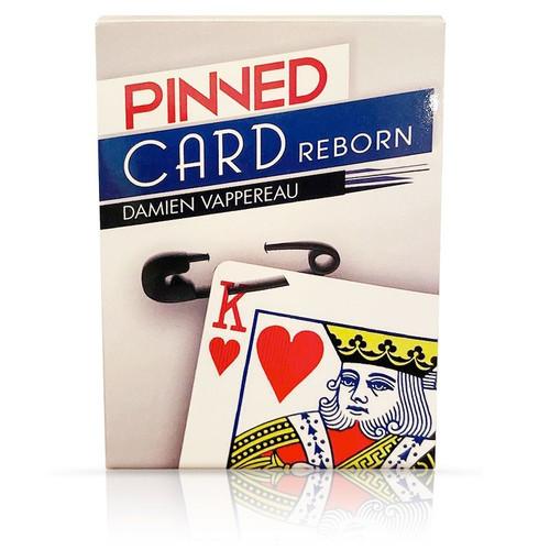 Pinned Card Reborn by Damien Vappereau Gospel Magic