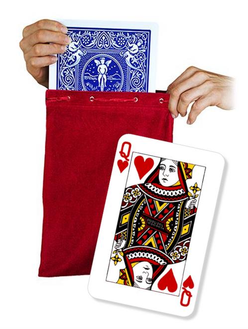 Royal Pre-Vision Large Gospel Magic Card Trick