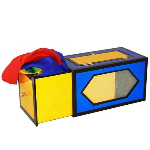 Net Drawer Box Difatta Magic Trick Gospel